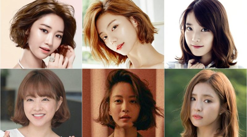 Say Goodbye To Long Hair 6 Celebrities Who Cut Their Hair Short
