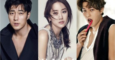 5 Korean Celebrities Who Had The Chance To Be Athletes