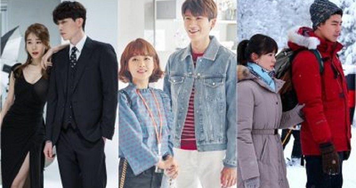 7 Couples In K-Drama Who Have Huge Height Difference