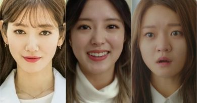 Young Actresses In Their 20s Who Can Be Trusted Park Shin Hye, Lee Se Young and Ko Ah Sung