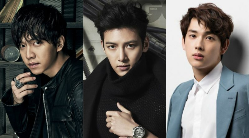RANK AND TALK] 3 Korean Actors Whose Works Are Most-Awaited