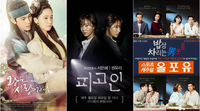5 Best K-Dramas Starring SNSD Members – CastKo