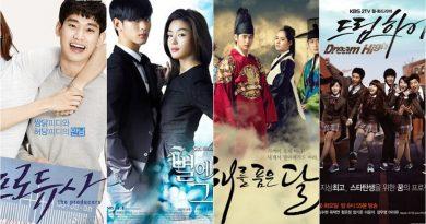 K-Dramas Starring Kim Soo Hyun