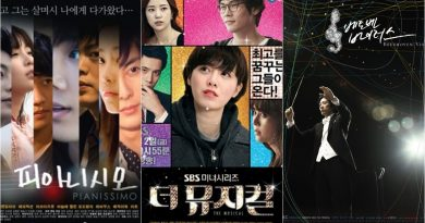 3 Korean Dramas Which Tell Stories About Music