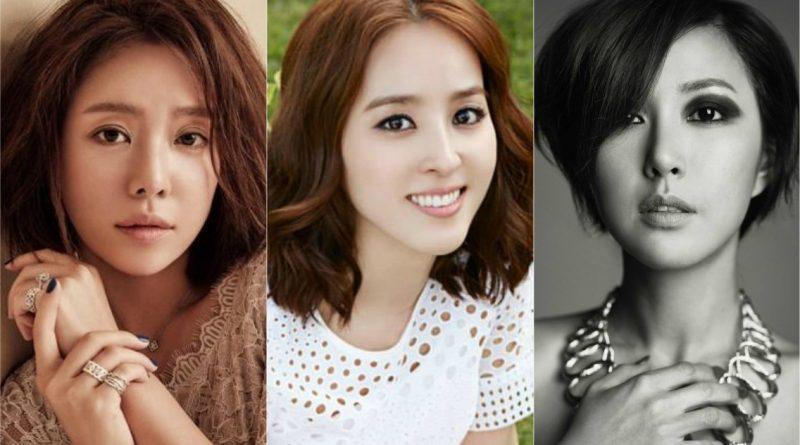 3 Korean Celebrities Who Got Married To An Athlete – CastKo