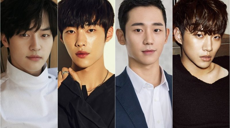 Yang Se Jong, Woo Do Hwan, Jung Hae In, and 2 PM's Junho