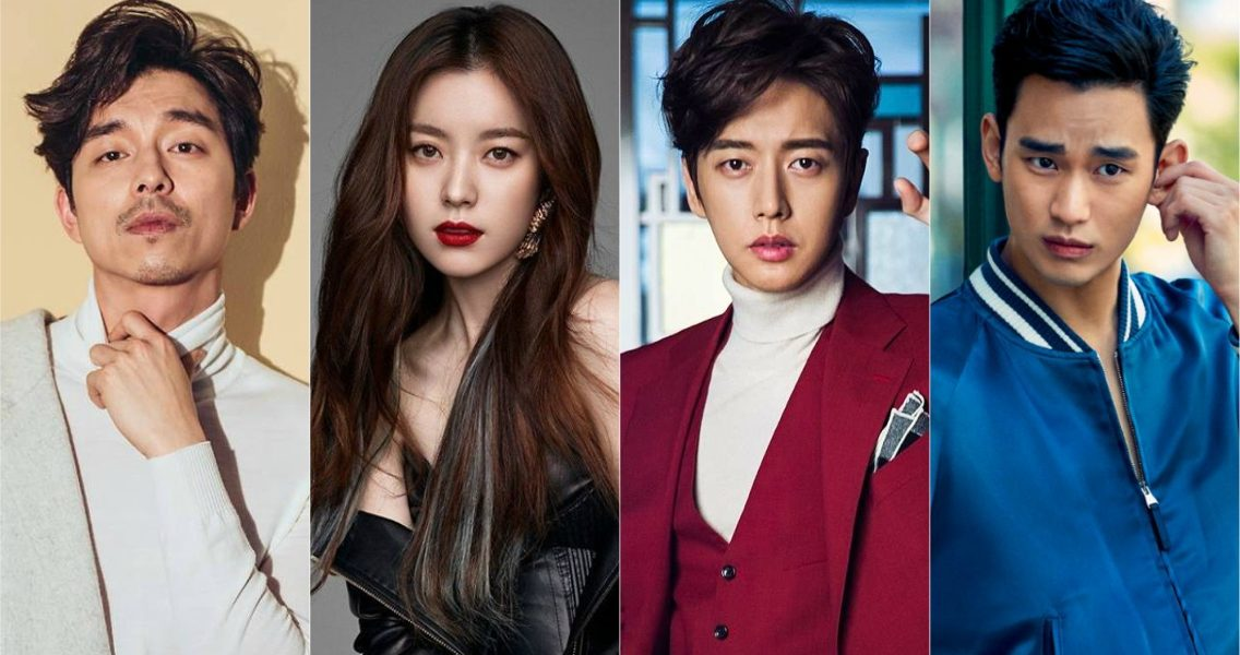 4 Korean Actors and Actresses Who Are Kind-Hearted Like An Angel