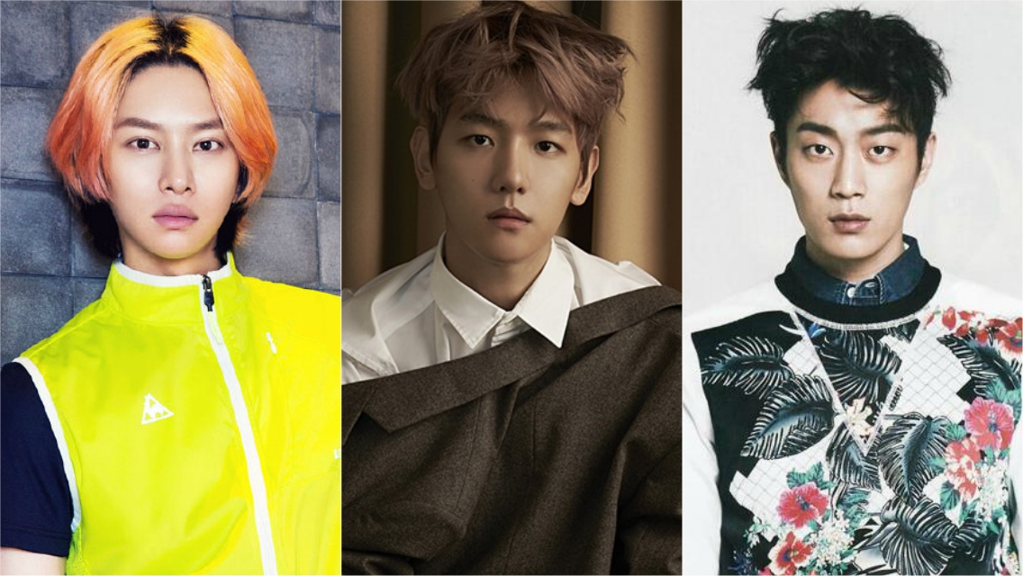 RANK AND TALK] 3 Korean Idols Who Are Obsessed with Online Game – CastKo