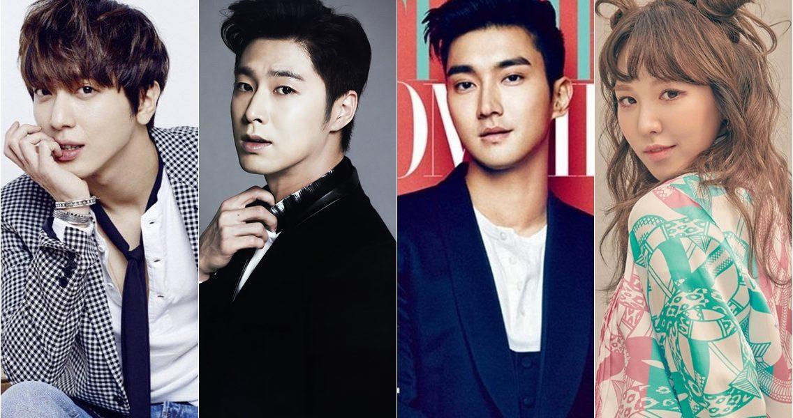 [RANK AND TALK] 4 Most Talkative K-Pop Idols