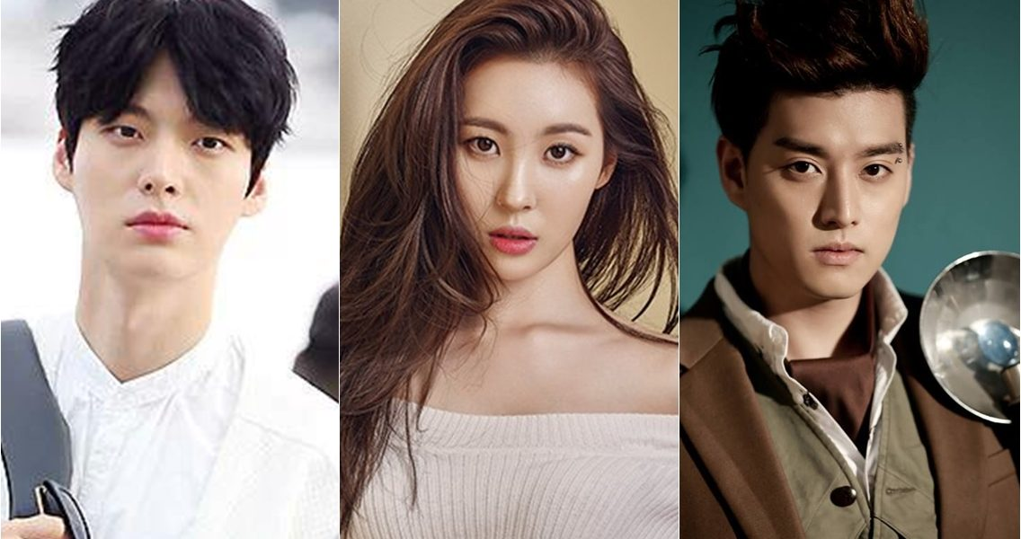 5 Korean Celebrities Who Got Married At A Young Age