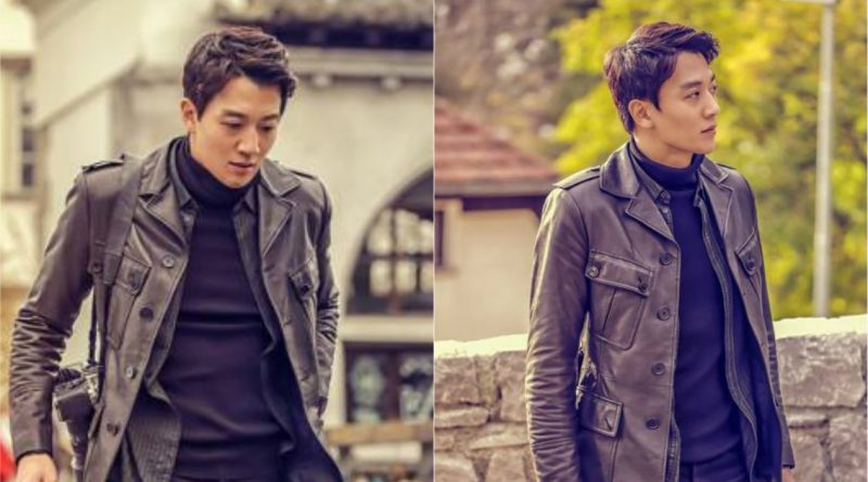 Black Knight' Released Teaser of Kim Rae Won Who Exudes 100% Pure