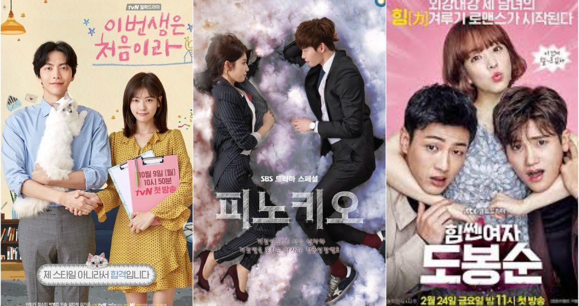 4 Scenarios Often Occur in Korean Drama