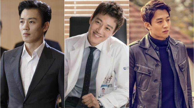 Punch', 'Doctors', and 'Black Knight', Kim Rae Won's New Story – CastKo
