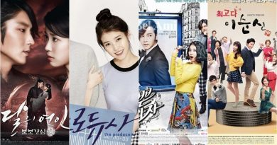 Korean Dramas Starring IU