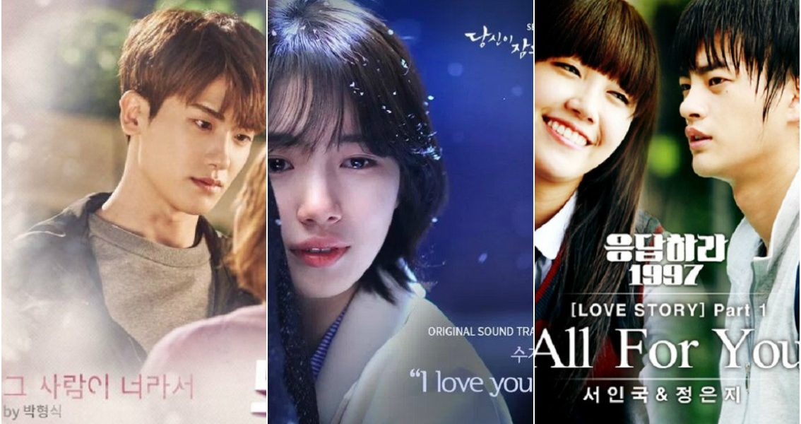 5 Best OST Sung by The Star in Drama