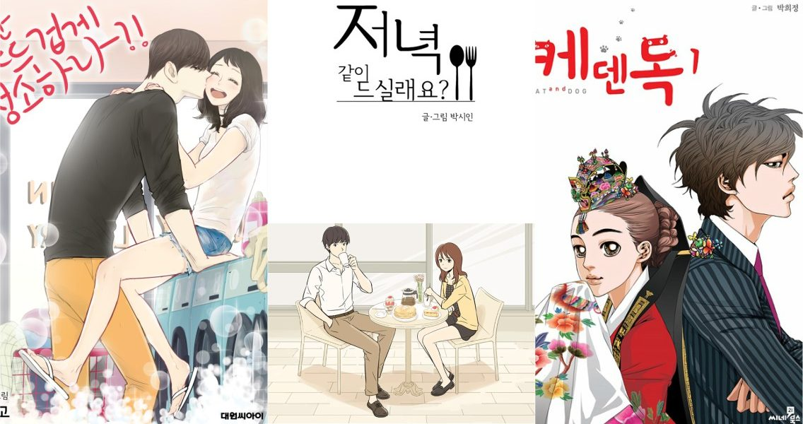 [RANK AND TALK] 3 Webtoons That Will Be Made Into Dramas