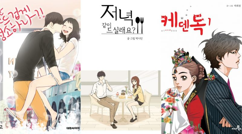 3 webtoons that will be made into dramas castko stopboris Images