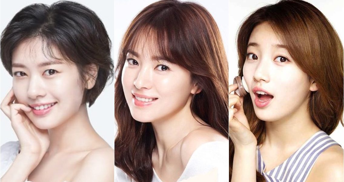 Jung So Min, Song Hye Kyo, and Suzy, Skin Care Beauty Secrets from Models of Make Up Brands