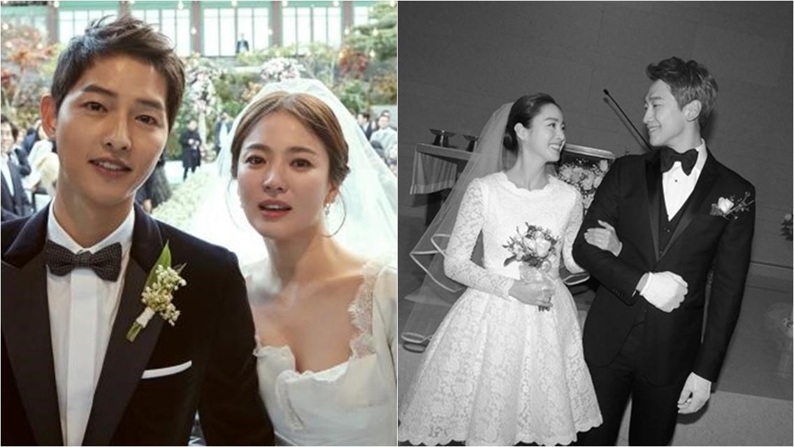 Bi rain and kim tae hee wedding dresses