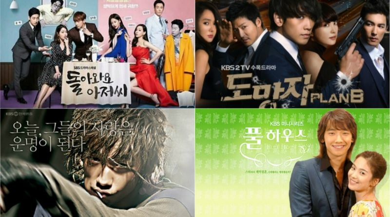 Popular Korean Dramas Starring Bi Rain Castko