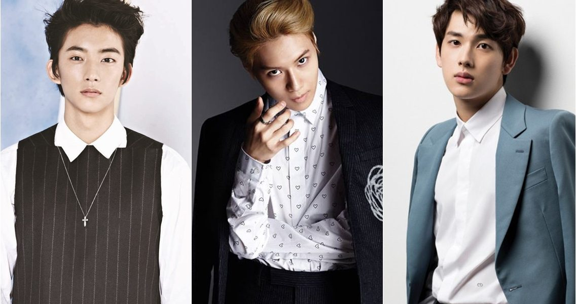 [RANK AND TALK] 3 Male Idols Who Have Never Dated A Girl