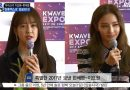 Korean Wave stars Lee Yo Won and Han Chae Young Become Ambassadors of K-WAVE EXPO