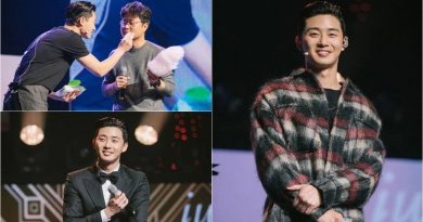3000 Fans Came to Park Seo Joon's Seoul Fan Meeting, PD Na Made A Surprise Visit
