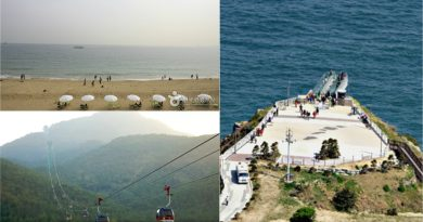 3 Places to Visit in Busan