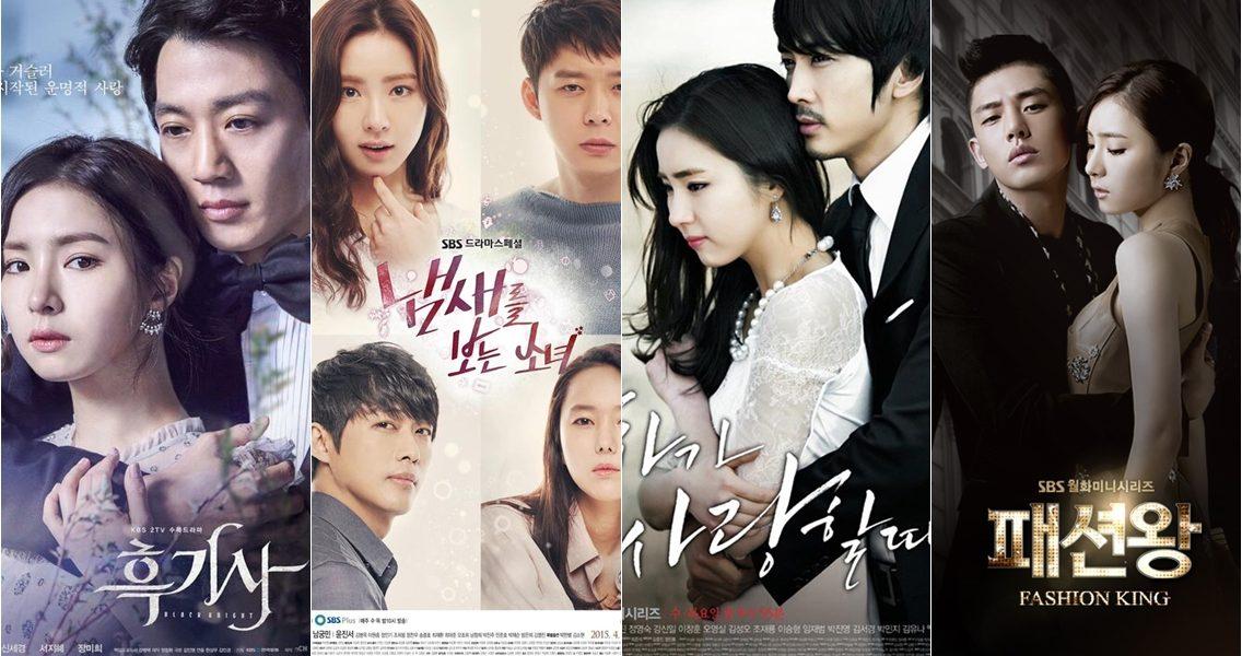 Korean Dramas Starring Shin Se Kyung