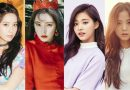 From Yoona to Irene, The Visuals of K-Pop Girl Groups