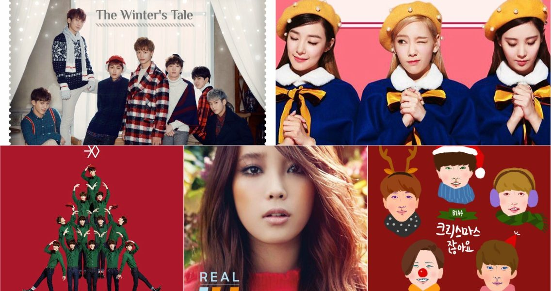 [RANK AND TALK] 5 Recommended Idol's Christmas Carol Songs