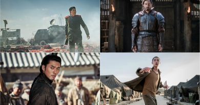 Jung Woo Sung, Jo In Sung, Hyun Bin, and Do Kyung Soo's Latest Movies Released First Still-Cuts