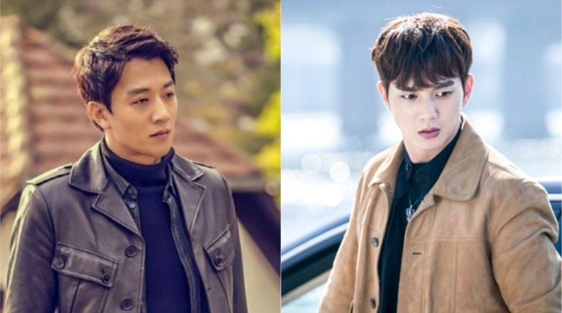 Kim Rae Won 'Black Knight' vs Yoo Seung Ho 'I'm Not a Robot' Start