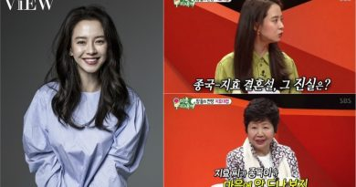 """Kim Jong Kook is my colleague""… 'My Little Old boy' Song Ji Hyo, explained the marriage rumor"
