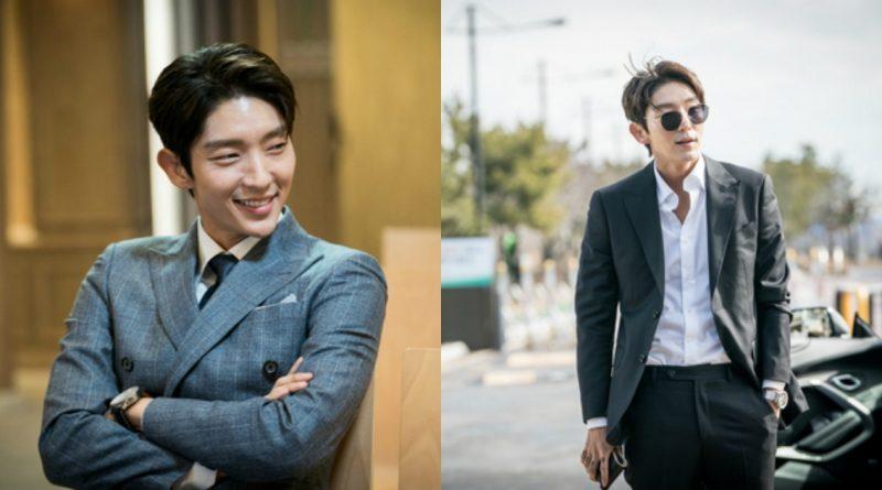 """'Lawless Lawyer' Lee Joon Gi, """"Reunirse con Kim Jin Min después de 11 años ... se siente diferente ' Ljg-800x445"""