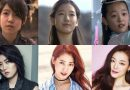 """""""Now all-grown-up"""" Park Shin Hye, Sulli, Shim Eun Kyung… Their childhood and the present"""
