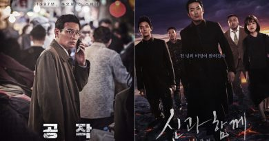 'The Spy Gone North' vs 'Along with the Gods: The last 49 Days'… Joo Ji Hun rules the main screen theatre