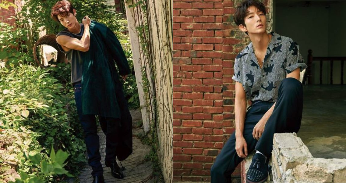 """Lee Joon Gi, Special love for fans """"Thanks to the fans, I want to live more fun life"""""""