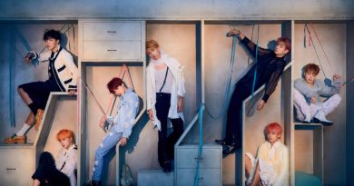 """4 versions in total""… BTS, released concept photos for the new album"