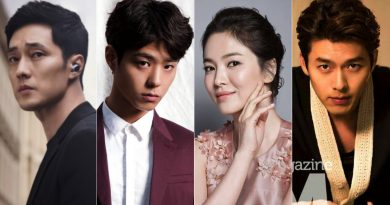 """Park Bo Gum · So Ji Sub · Song Hye Kyo · Hyun Bin…"" Greatest cast! 5 line-up dramas in the second half of 2018"
