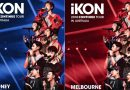 IKON, added Australia to the world tour list… starting from concert in Sydney and Melbourne
