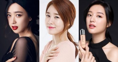 Kim Min Jung, Kim Ji Won → Yoo In Ah, Kim Eun Suk's kind-of second-female leads