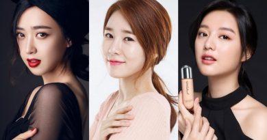 Kim Min Jung, Kim Ji Won → Yoo In Ah, Kim Eun Suk's kind-of second-female leads