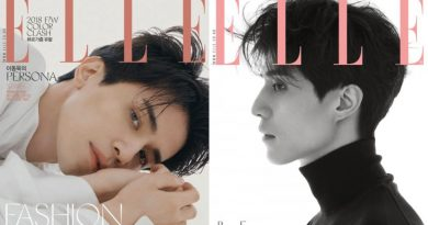 "Lee Dong Wook, ""The stayed-at-home man, I feel comfortable to just roll around in the house"""