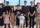 'Modest' So Ji Sub, take 100 staff who worked under the heat to 'Beef Dine'