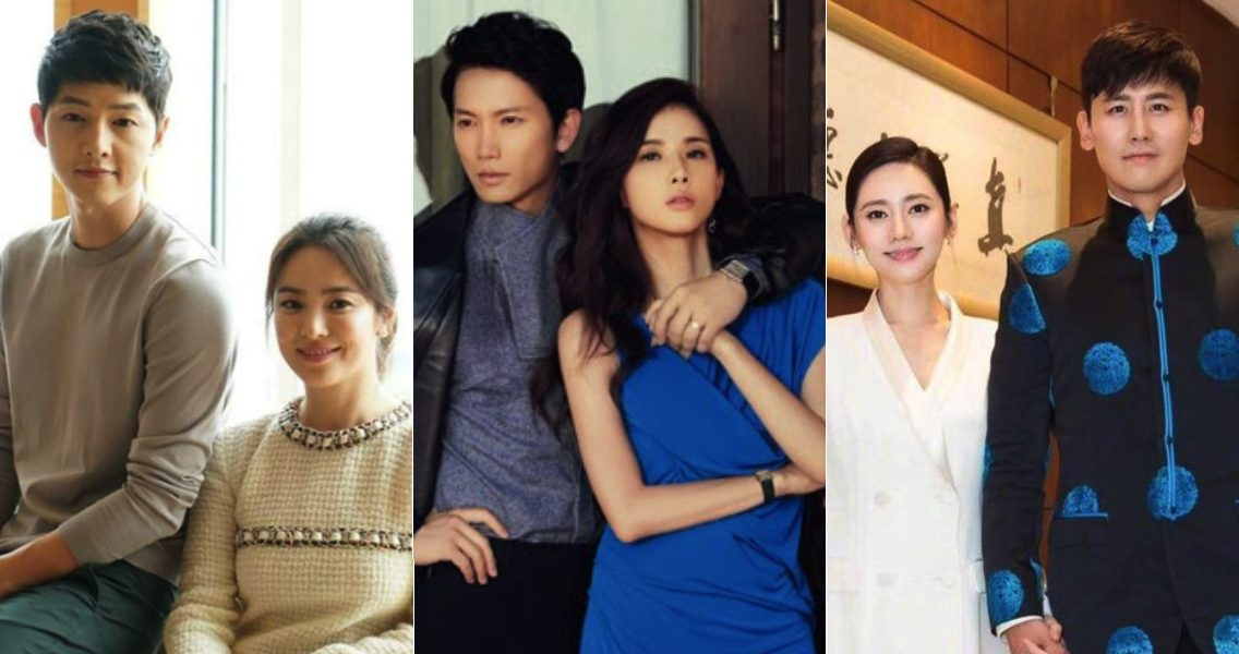 From Song-Song to Choo-Woo.. Star couples, what they do during Chuseok?