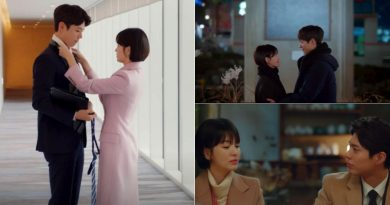 """We're into each other"".. 'Boyfriend' Song Hye Kyo, innocent confession to Park Bo Gum"