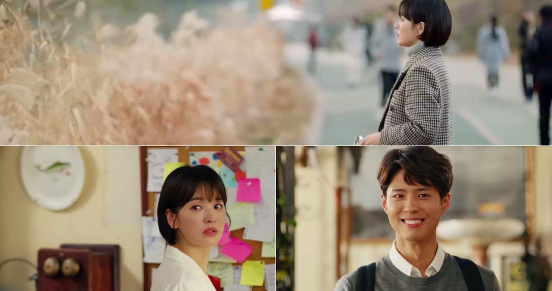 'Boyfriend' Received hot responds from the viewers through the episode-9 preview.. 'Reunion of Park Bo Gum ♥ Song Hye Kyo in Cuba?'