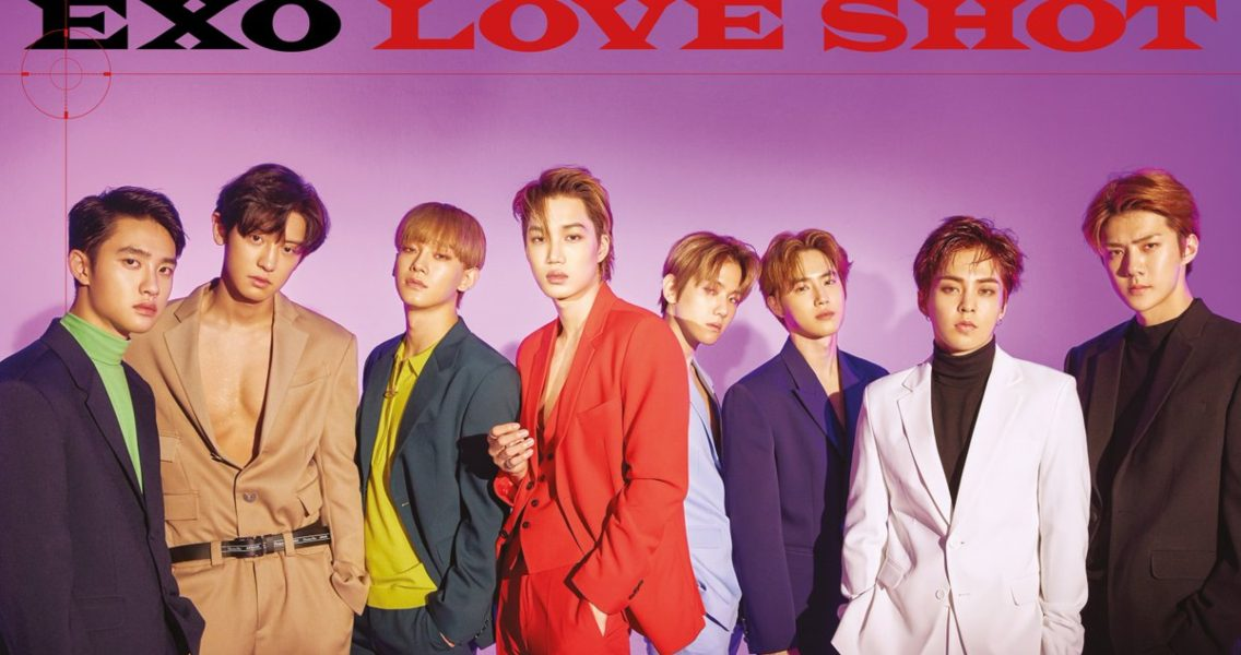 EXO, dominating the end-year music stage through 'Love Shot'