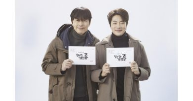 Kwon Sang-woo x Jung Woo-sung, play a perfect combination in 'Fly Gae Cheon Yong'